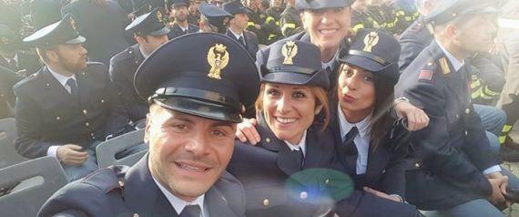 POLIZIOTTI A SAN PIETRO