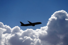 Stock image of plane | Pic: PA