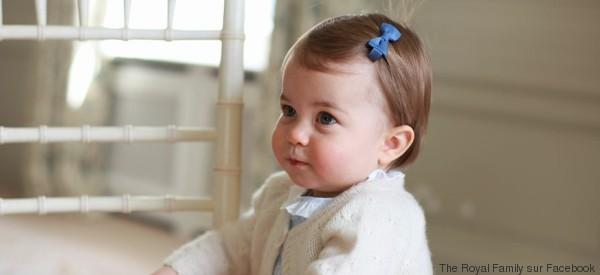 Les premiers pas de la princesse Charlotte dévoilés sur Facebook à la veille de son premier anniversaire