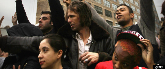 TRACY POSTERT OCCUPY WALL STREET