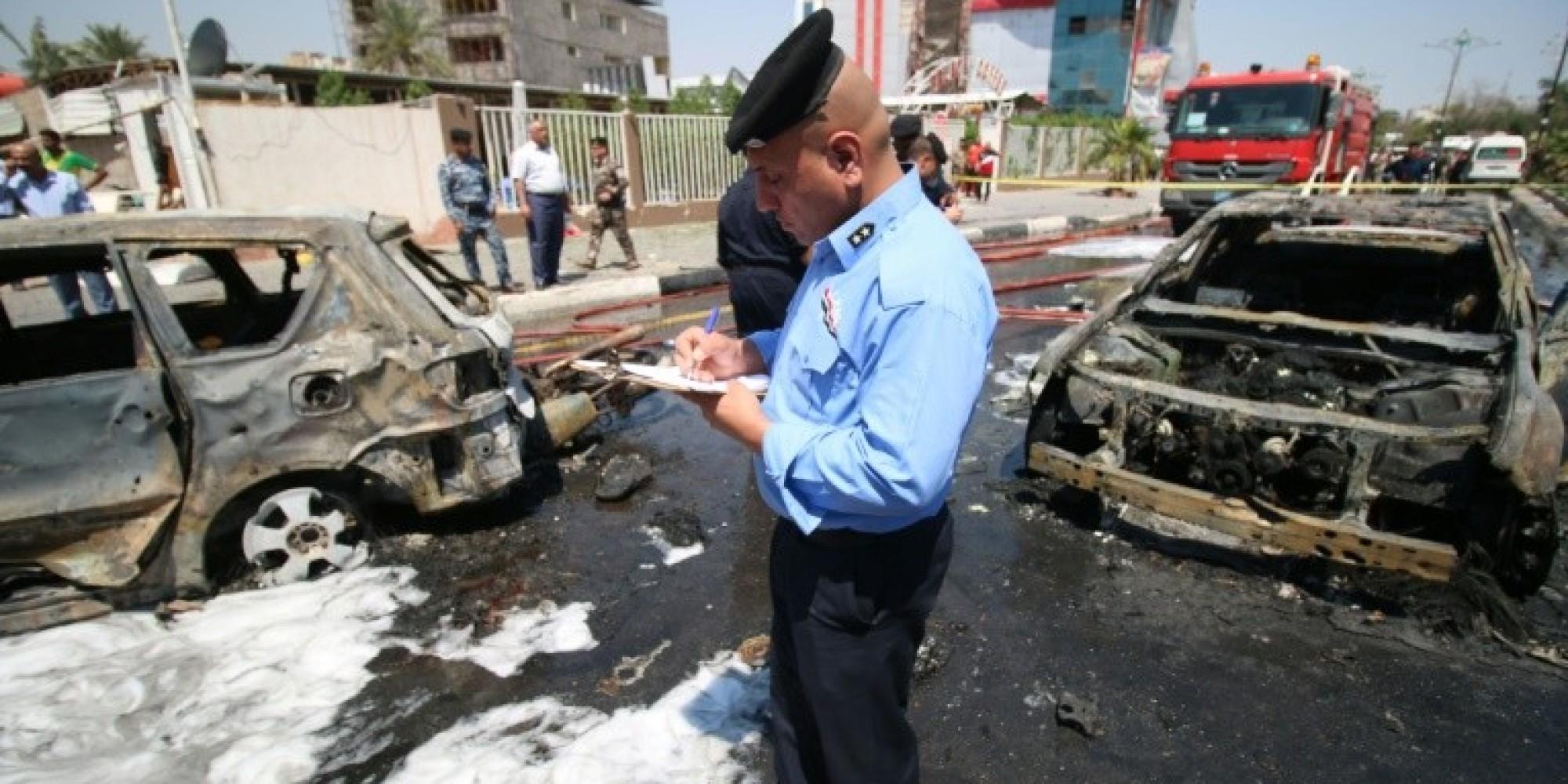 Attentat Facebook: Irak: 33 Morts Dans Un Double Attentat Dans Le Sud