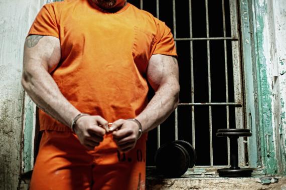prison jumpsuit