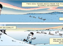 'Arctic Comics' Returns To Tell Stories Of The North