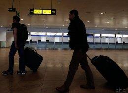 Reabre la terminal de salidas del aeropuerto de Bruselas