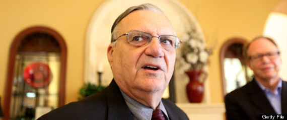 Joe Arpaio Arizona Sex Crime Cases