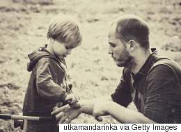 How Nature Helps Fathers Nurture