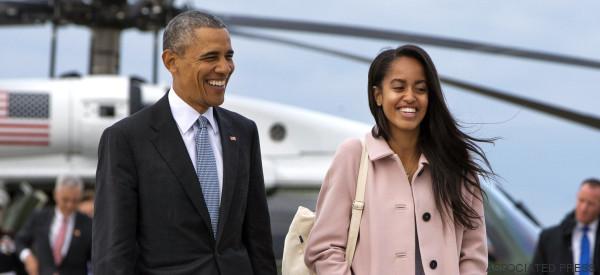 La fille aînée des Obama va prendre une année sabbatique