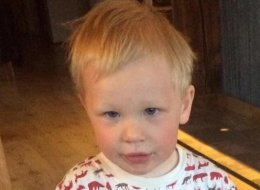 Missing B.C. Toddler Found After 16 Hours Had Slept In The Grass