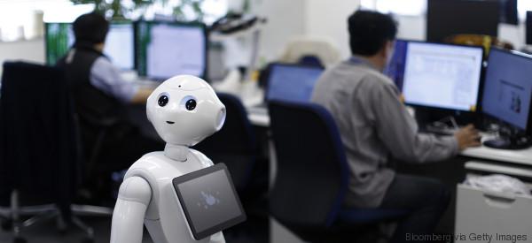 """Werden bald Roboter-Journalisten die """"Huffington Post"""