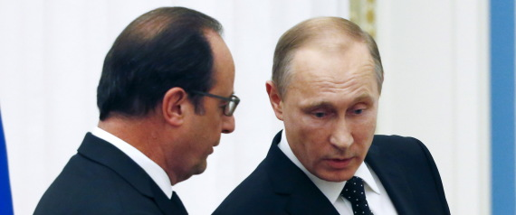 FRENCH PRESIDENT RUSSIAN PRESIDENT