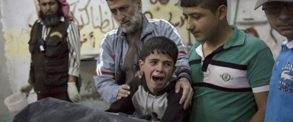 CHILD ALEPPO