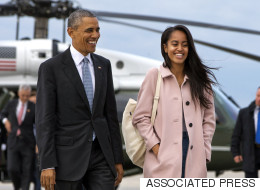 Malia Obama Isn't Going Straight To University This Fall