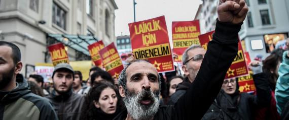 TURKEY SECULARISM