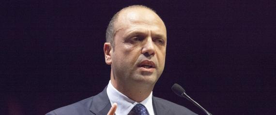 ITALIAN INTERIOR MINISTER