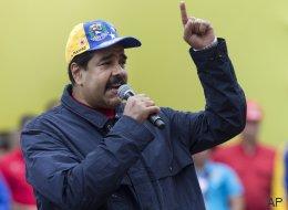 1,8 millones de firmas en Venezuela contra Nicolás Maduro