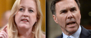 LISA RAITT BILL MORNEAU