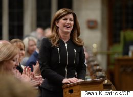 Rona Ambrose Expected To Announce She's Leaving Federal Politics