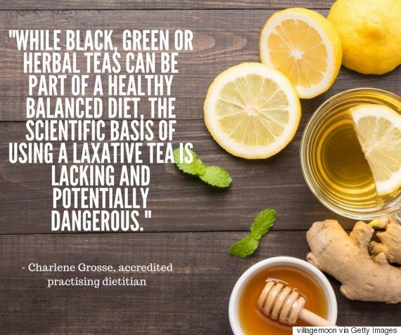tea risks