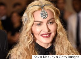 Madonna Wore A Thong To The 2016 Met Gala