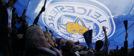 LEICESTER CITY FLAG