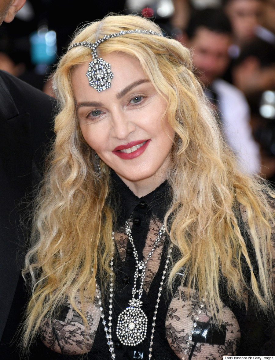 What has Madonna done to her face? - DrNicolaWillis