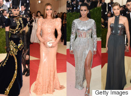 Best And Worst Dressed Stars At The 2016 Met Gala