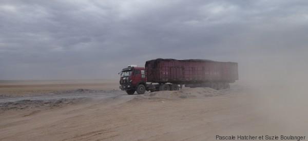 Entreprises canadiennes dans le Gobi: le boom minier en Mongolie inquiète