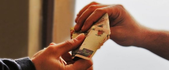 BRIBE IN EGYPT