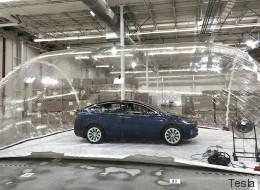 Tesla assure que son filtre anti-armes biologiques fonctionne vraiment