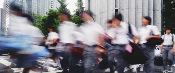 JAPAN HIGH SCHOOL STUDENT