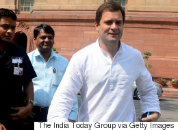 I Am Happy To Be Targeted, Says Rahul Gandhi