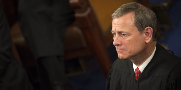 Images Closing Polls and Slamming Doors: John Roberts