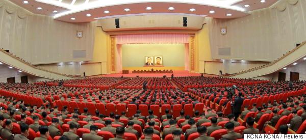 North Korea Trumps U.S. With Coming Party Congress
