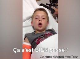 Difficile de ne pas rire devant ces vidéos de réveils post-anesthésie générale