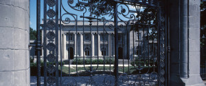 MONTREAL MANSION GATES