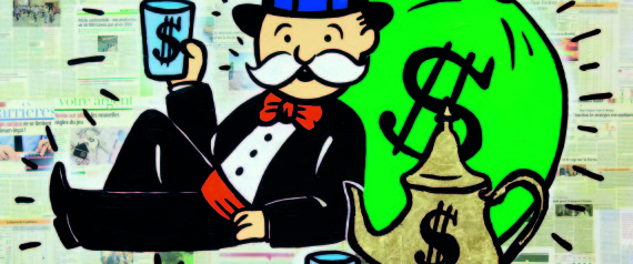 EXPOSITION ALEC MONOPOLY