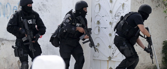 TERRORISM IN TUNISIA