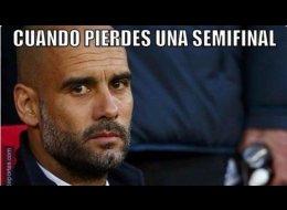 Los 'memes' del Bayern-Atlético que recibirás por WhatsApp