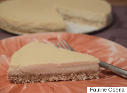 Cheesecake Gets A Delicious Gluten-Free, Nut-free, Vegan Makeover