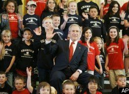 Bush And Kids