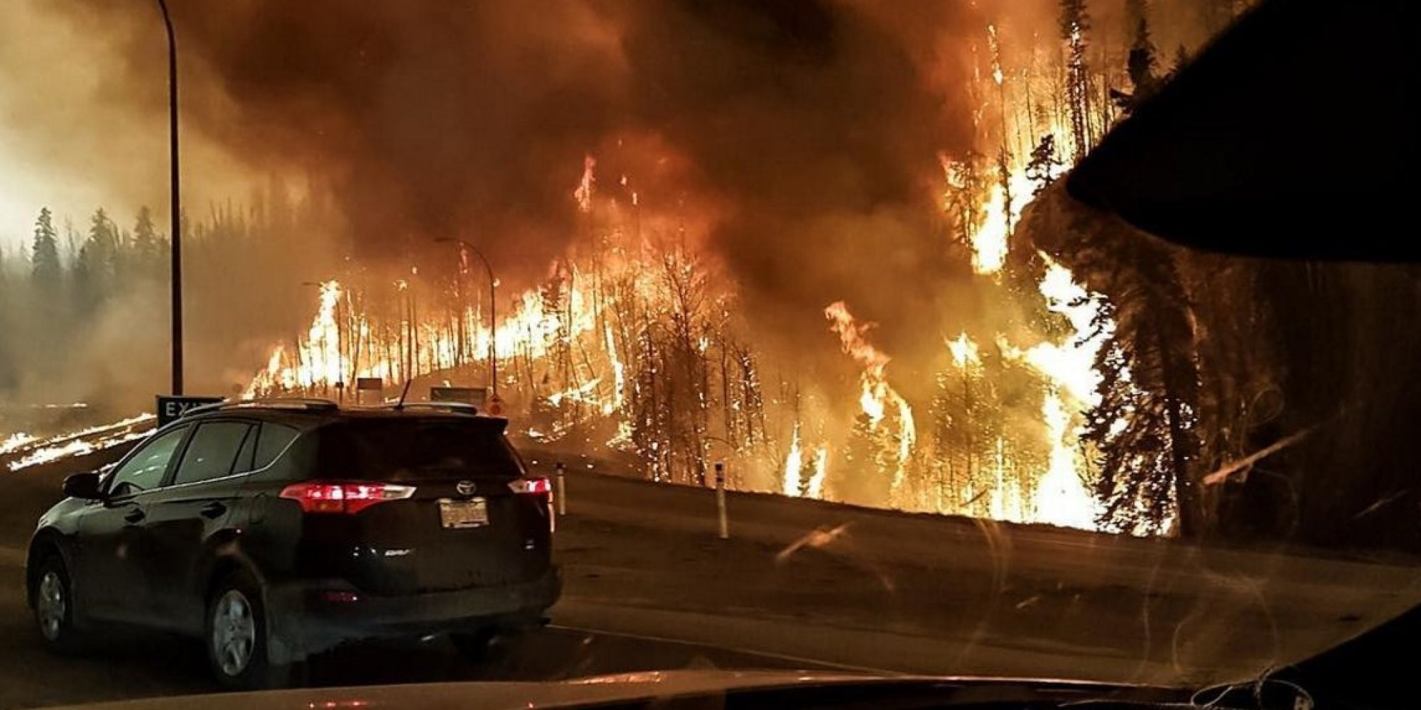 Image result for fort mcmurray fire