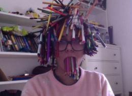 Cette bataille de stylos est allée beaucoup trop loin (PHOTOS)