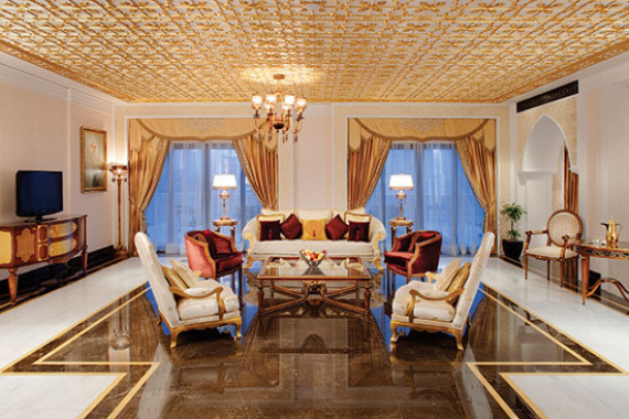 imperial suite the palace downtown