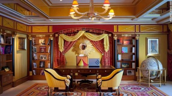 royal suite the burj al arab dubai
