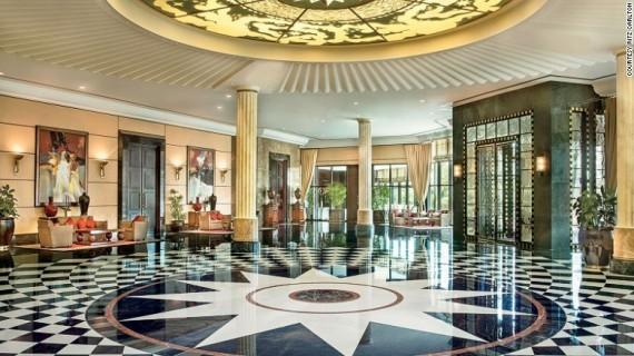 royal suite the ritzcarlton bahrain