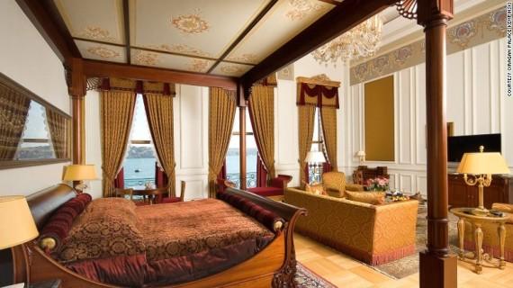 sultan suite ciragan palace kempinski istanbul