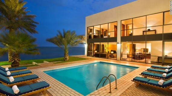 the royal villa hilton kuwait