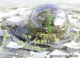 Le projet de la France pour l'exposition universelle de 2025 ressemble à ça