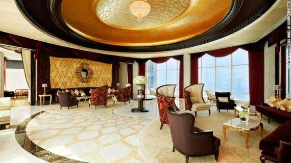 the abu dhabi suite st regis abu dhabi