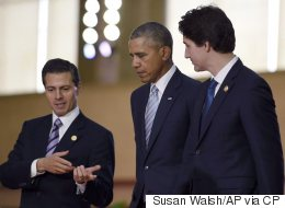 PM Unveils When Canada Will Host 'Three Amigos' Summit